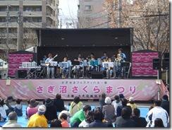 鷺沼桜祭り