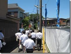 109戸のワンルームマンション建設(中原区)