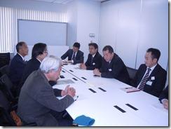 ②東急バス本社への申し入れ2012年2月3日